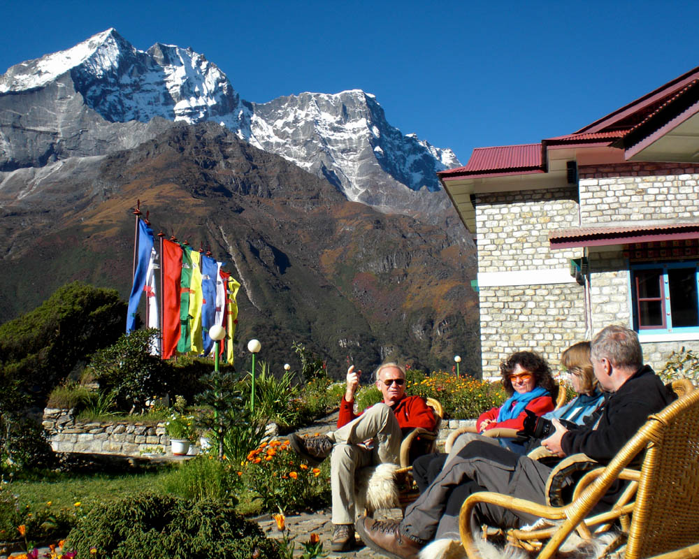 Everest Komfort Trek